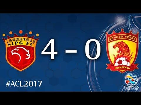 Shanghai SIPG vs Guangzhou Evergrande (AFC Champions League 2017: Quarter final – 1st Leg)
