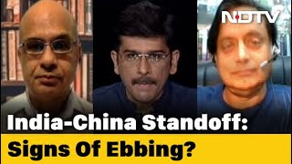 Left, Right & Centre | India-China Stand-Off: Signs Of De-Escalation?