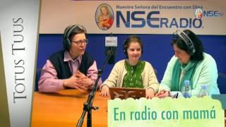 Paz, una pequeña-gran voluntaria en NSE