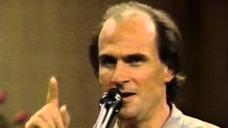 James Taylor - Road Runner (feat. David Sanborn, Marcus Miller) - Live @ NBC Sunday Night 1988