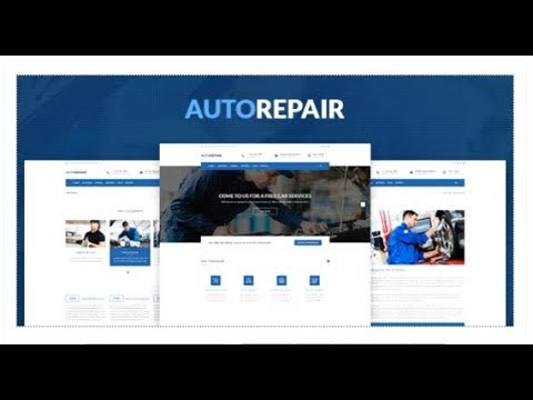 mp4 Automotive Html5 Template, download Automotive Html5 Template video klip Automotive Html5 Template