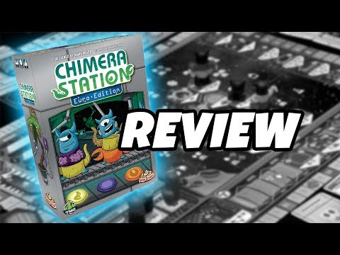 What's in the box...CHIMERA STATION