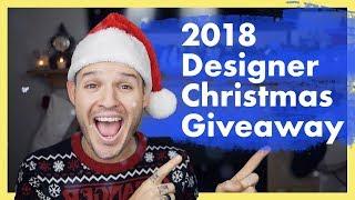 2018 Designers Christmas Giveaway