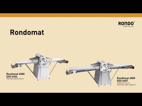 Video Laminoir sur socle 475x1560mm Rondomat RONDO