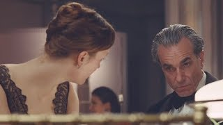 Phantom Thread,霓裳魅影,預告片