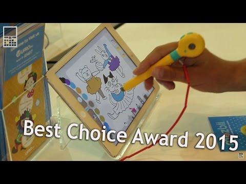 Best choice award 2015 - computex 2015