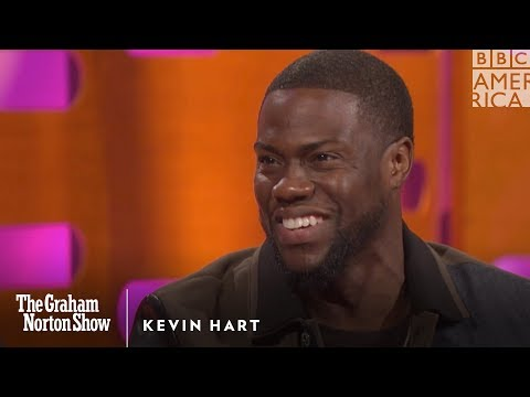 Kevin Hart's Daughter Watches his Stand Up - The Graham Norton Show