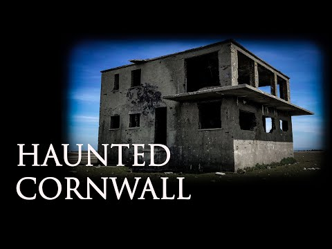 The Ghosts Of Davidstow Control Tower