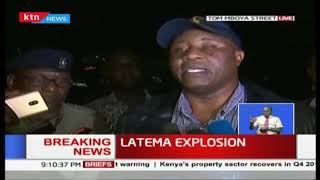 Nairobi Police boss Philip Ndolo: Give police any information you may have