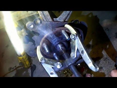 Hyundai Accent Front Wheel Bearing