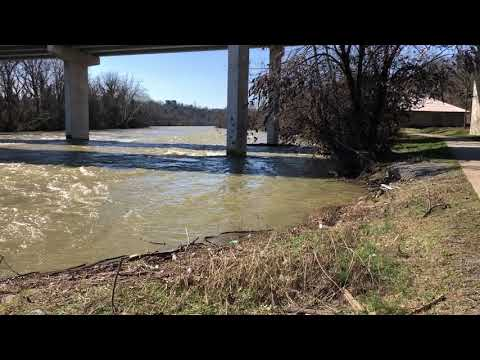 Video: South Fork of the Holston River Feb. 14, 2020
