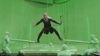 Legolas Funny Moments, Clips And Scenes Part 2