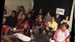 preview picture of video 'Nutriendo tu Corazón - México Unido Pro Derechos Humanos A.C.'