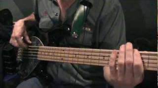 Down - 311  (bass cover)