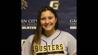 Megan Jankiewicz - Garden City CC Softball