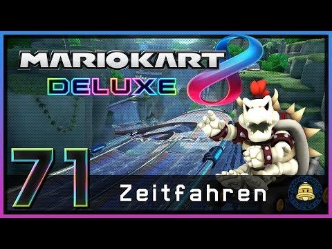 Zeitfahren: Glocken-Cup + Gold-Reifen - Mario Kart 8 Deluxe 🏎️ #71