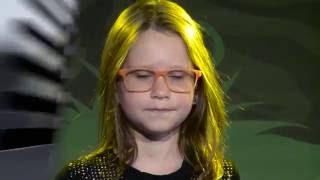Телепроект «Соло-Дети» (1/8): 22. Мария Дайнега (Краснодар, 11 лет)