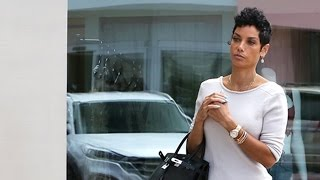 The Stunning Nicole Murphy Out For A Malibu Shopping Spree