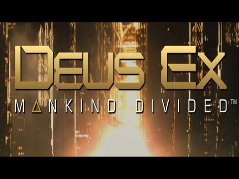 Deus Ex: Mankind Divided Steam Key GLOBAL - video trailer