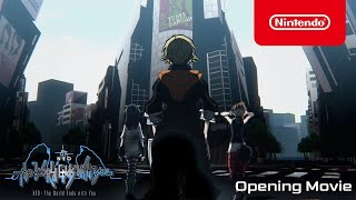 Nintendo NEO: The World Ends with You - Opening Movie – Nintendo Switch anuncio
