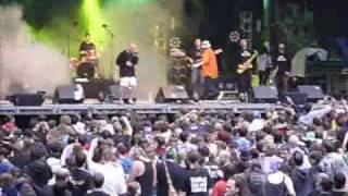 Irie Révoltés - Soleil (live) SKAexPlosion 2009