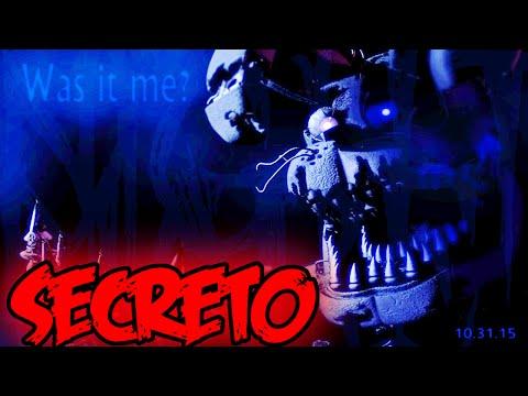 Secreto Tras El Five Nigts At Freddy's 4 Teaser | ¿Que Significa Nightmare En Los Teaser? | FNAF 4