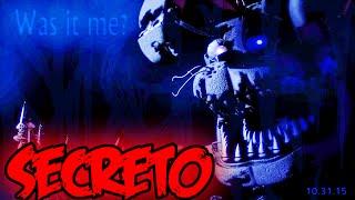 Secreto Tras El Five Nigts At Freddy's 4 Teaser   ¿Que Significa Nightmare En Los Teaser?   FNAF 4