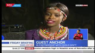 ActionAid Kenya Executive Director Makena Muthuri  | GUEST ANCHOR