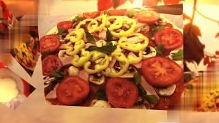 Готовим Тонкую пиццу настоящую Италийскую, приготовь себе сам. Вкусный рецепт из И талии