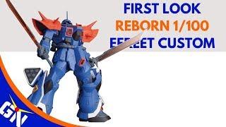 First Look: Reborn 1/100 Efreet Custom