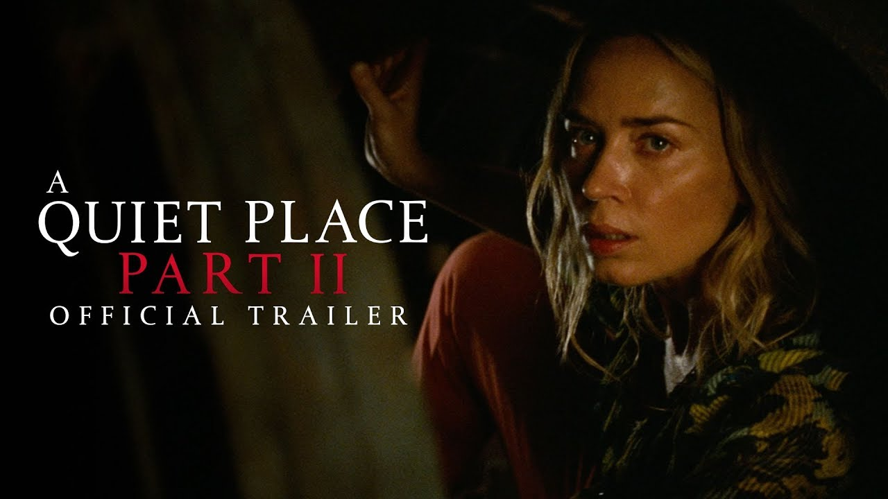 A Quiet Place Part II (2021) - MovieInfoz | Full Movie Watch Online HD