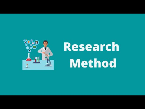 Research Methodology for Beginners || Research Methodology ...