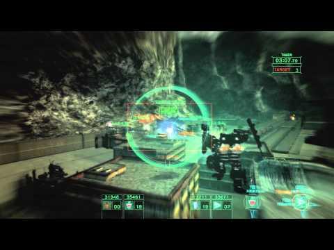 Видео № 1 из игры Armored Core V (5) [PS3]