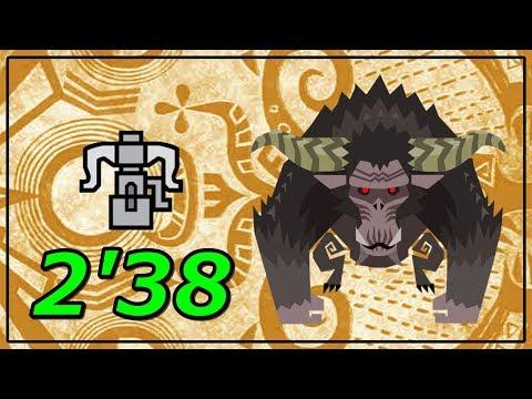 《魔物獵人世界:ICEBORNE》2分38秒完結金獅子