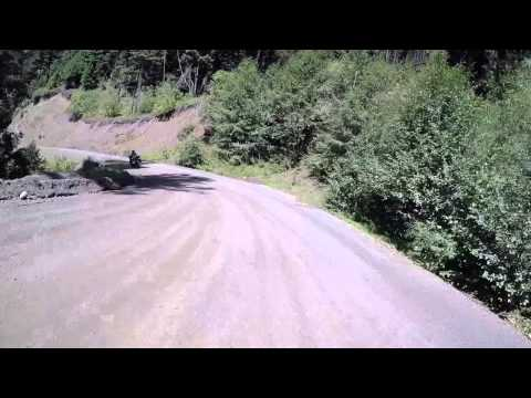 Hope to Lillooet to Vancouver via Highline Road