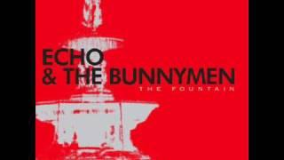 The Fountain ECHO AND THE BUNNYMEN with CHRIS MARTIN.wmv