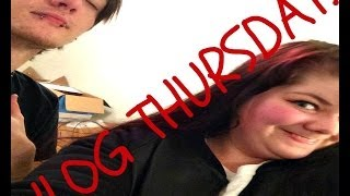 Vlog Thursday | Whoops its Friday!