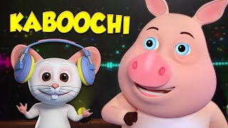 How to Kaboochi - Sing and Dance Music for Kids by Little Treehouse