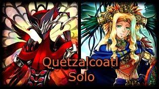 Quetzalcoatl  - (Fate/Grand Order) - Quetzalcoatl Solo vs Antonio Salieri [Oni Land Halloween Event]