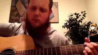 """Acoustic Cover of Chris Knight's song """"Enough Rope"""""""
