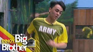 Pinoy Big Brother Season 7 Day 89: Edward, Sinalo Ang Pagkakamali Ng Kanyang Mga Kapwa Housemates
