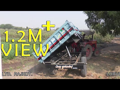 Tractor Trolleys - Agricultural Trolley Latest Price, Manufacturers