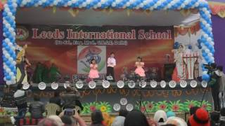 Annual Function of Leeds International School, Parsa Bazar, Patna