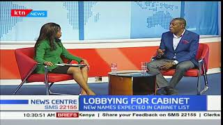 Lobbying for cabinet: Looming cabinet shake-up after Uhuru's inauguration ceremony