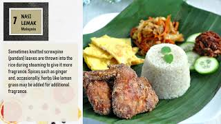 Top 10 / National Dishes You Should Try