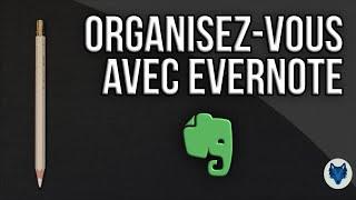 PRODUCTIVITÉ .| Evernote : Organisez Vos Projets Et Votre Quotidien Simplement