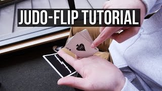 Judo-Flip by Franco Pascali | Cardistry Tutorial | Fontaine Cards