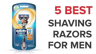 5 Best Shaving Razors for Men in India
