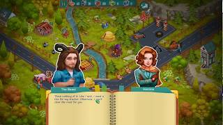 Rose Riddle: The Fairy Tale Detective Collector's Edition video