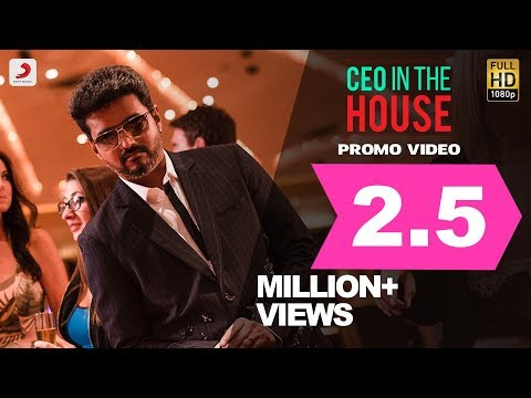 Download Sarkar - CEO In The House Video Promo | Thalapathy Vijay | A .R. Rahman | A.R Murugadoss HD Mp4 3GP Video and MP3